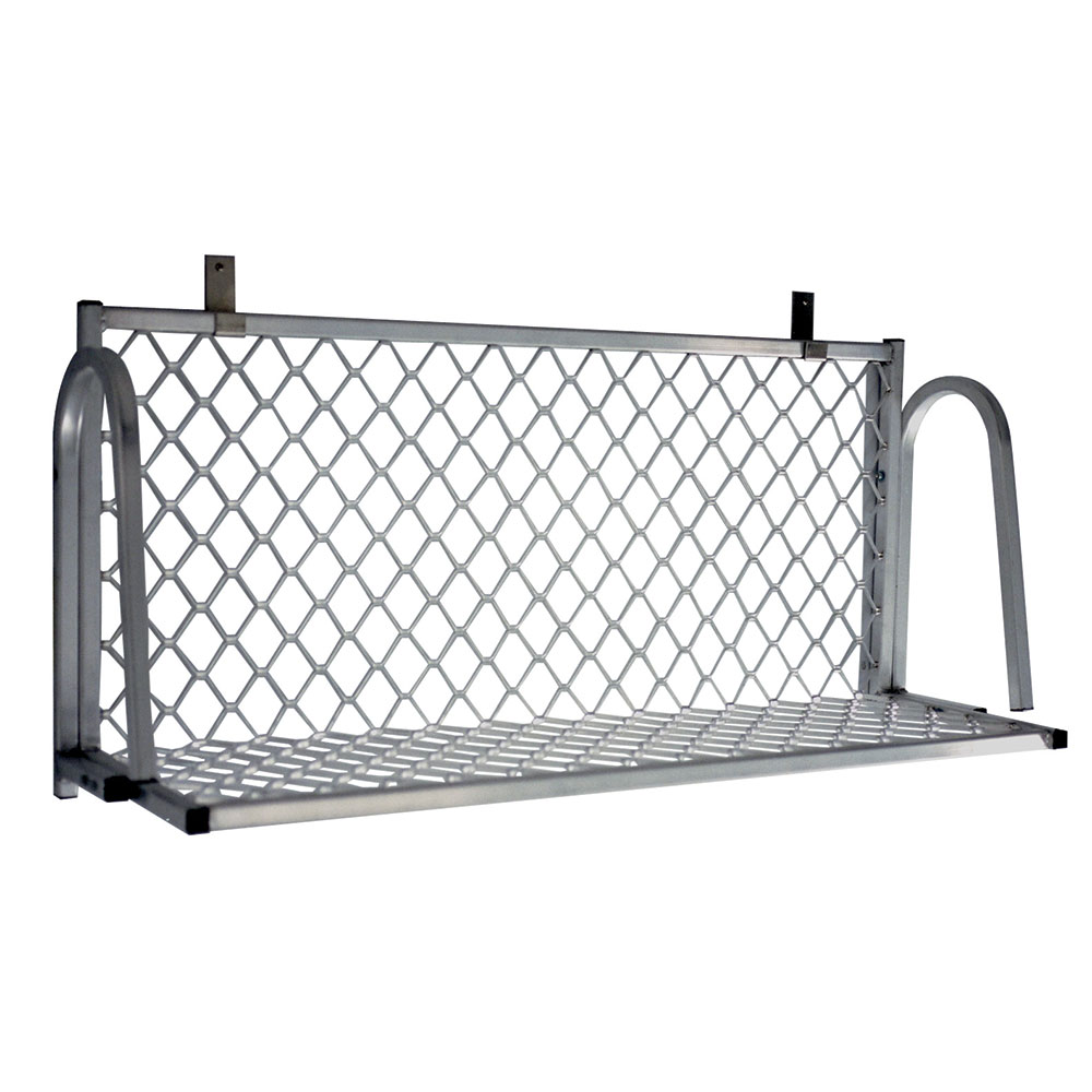"""New Age 1372W 60"""" Boat Rack Wall Mounted Shelving W/ Mounting Hardware"""