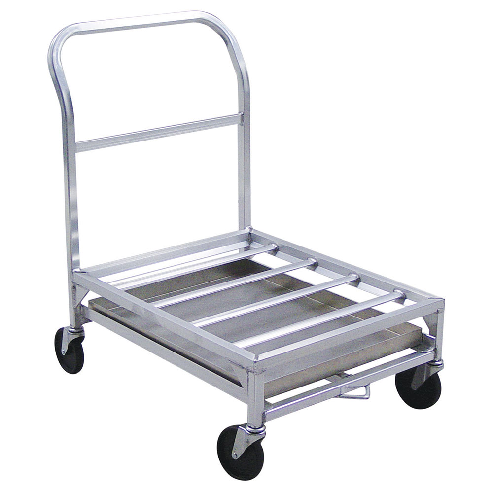 New Age 1630 Dolly for Food Box w/ 500-lb Capacity