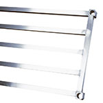 "New Age 2060HD Aluminum Tubular Shelf - 20x60"""