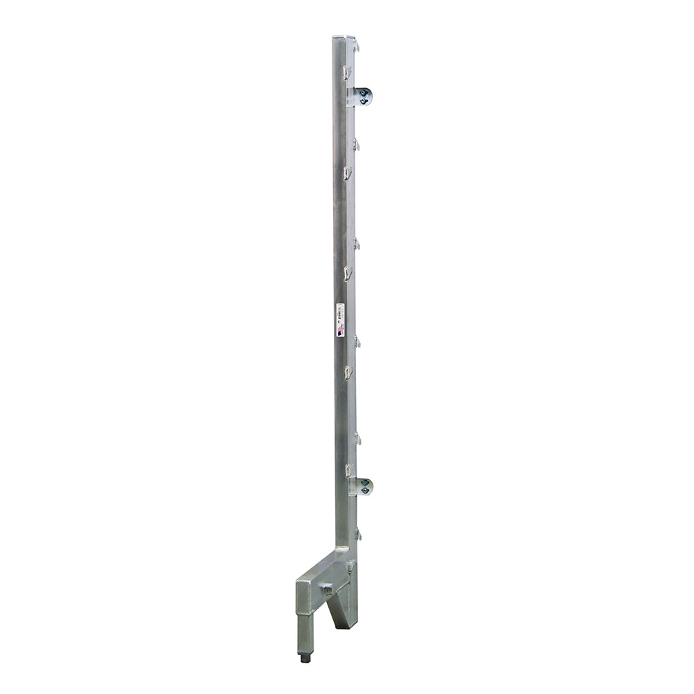"New Age 2571 27"" Left Upright for 24"" Cantilever Shelving"