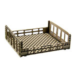 "New Age 0307 Produce Crisping Chill Basket, 26"" x 9"" x 29"""