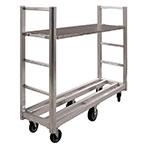 """New Age 95762RS Aluminum Shelf - 18x60"""""""