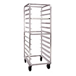 """New Age 97744 22.63""""W 24-Specialty Pan Rack w/ 5"""" Bottom Load Slides"""
