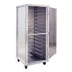 New Age 97747 Full Height Mobile Heated Cabinet w/ (13) Pan Capacity