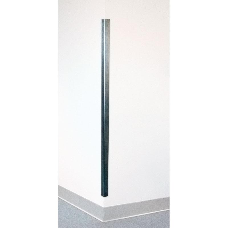"""New Age 97876 72""""L Corner Guard, Aluminum"""