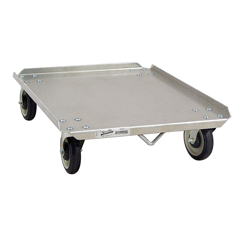 New Age 98040 Dolly for Pizza Dough Boxes w/ 300-lb Capacity