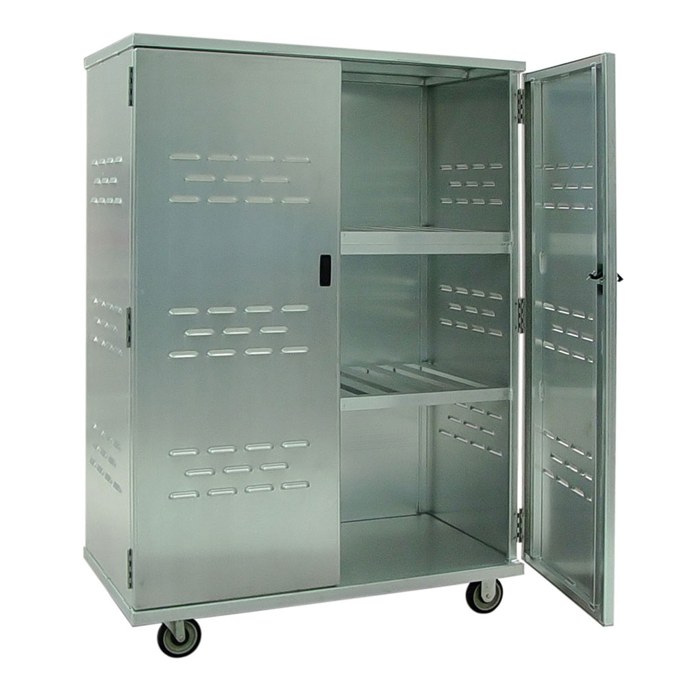 """New Age 98167 49.25"""" Mobile Security Cage, 25.5""""D"""