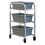 New Age 99304 Dolly for Lug Storage w/ 500-lb Capacity