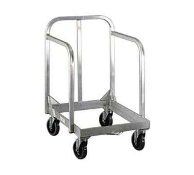 New Age 1193 Single Stack Sheet Pan Dolly w/ 1000-lb Capacity, 33.5x21x27, Aluminum