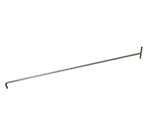 "New Age 1199 Drag Hook, 37.5"", Aluminum"