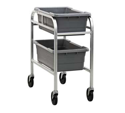 New Age 1266 Lug Dolly for Bulk Food w/ 2-Lug Capacity