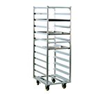 "New Age 1337 Roll In Refrigerator Rack w/ Open Design & (11)18x26"" Capacity, Aluminum"