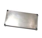 New Age 1848S Adjustable Solid Shelf w/ 400-lb Capacity Per Shelf. 18x48-in, Aluminum