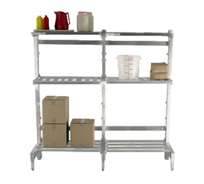 New Age 2575 27-in Common Upright for 24-in Cantilever Shelving