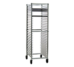 "New Age 6300 Open Full Height Pan Rack (30)18x26"" Pan Capacity Bolted Frame End Loading"