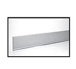New Age 9787C Cove Baseboard, 96x5-in, Aluminum