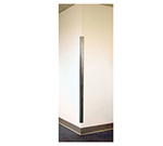 "New Age 97876 Corner Guard w/ .080"" Thick Aluminum Sheet & 90-Degree Wings, 72x2x2"","
