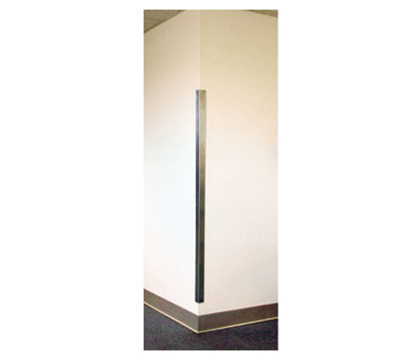 "New Age 97874 Corner Guard w/ .080"" Thick Aluminum Sheet & 90-Degree Wings, 48x2x2"","