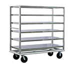 "New Age 98183 65.5"" Queen Mary Cart w/ 6 Levels, 3000-lb Capacity"