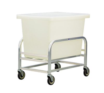 New Age 99273 Bulk Cart w/ 8-Bushel Capacity & All Welded Construction. 23.25x24x34.5""