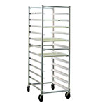 "New Age NS833 23""W 24-Specialty Pan Rack w/ 5"" Bottom Load Slides"