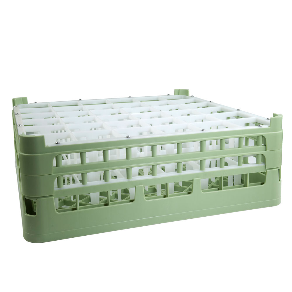 "Jackson 07320-002-86-72 36-Compartment Rack, 7"" Tall"