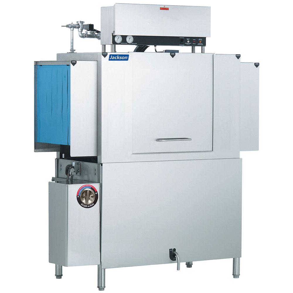 "Jackson AJX-54 54"" Conveyor Dishwasher w/ 225-Racks/Hr Capacity"