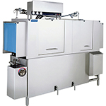 Jackson AJX80CS 2303 High Temp Conveyor Type Dishwasher w/ 225-Rack/Hour Recirculating Prewash 230/3V