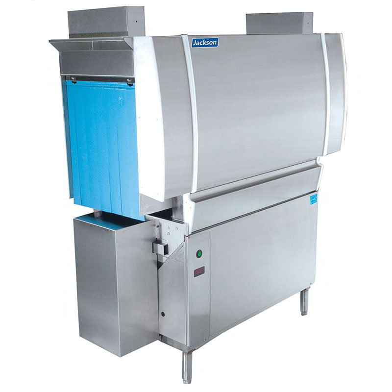 Jackson CREW-44CE Conveyor Dishwasher, High Temperature Sanitizing, Electric Tank Heat