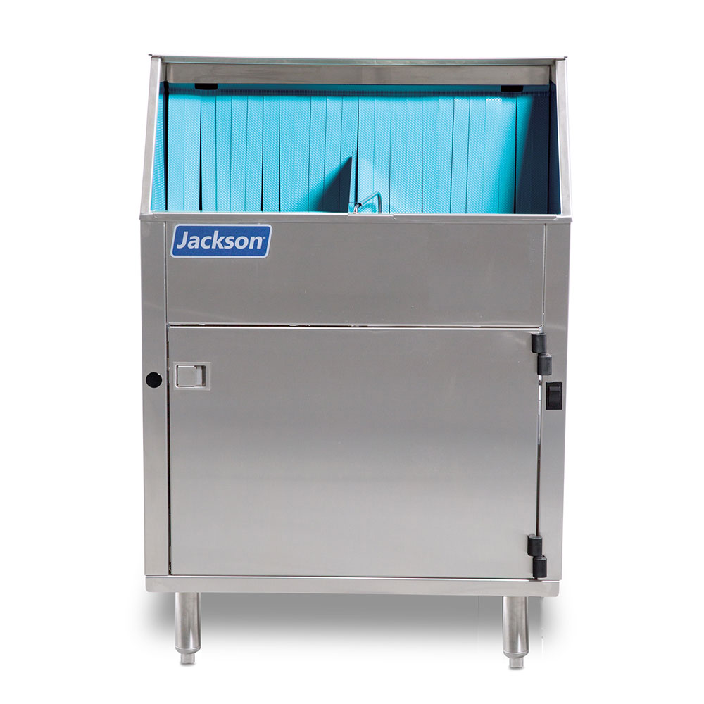 Jackson DELTA 115 Low Temp Rack Undercounter Dishwasher - (1200) Glasses/hr, 115v