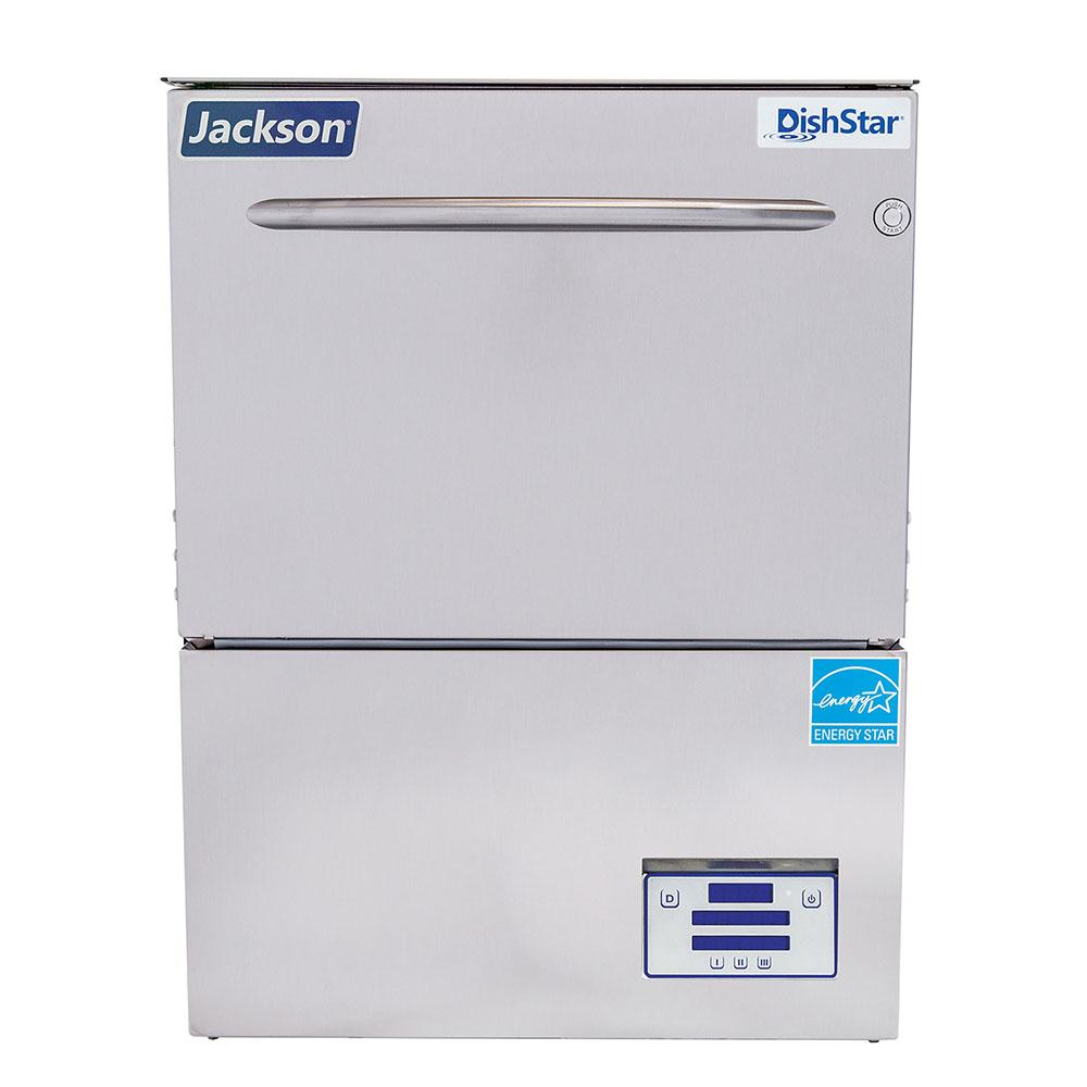 Jackson DISHSTARHT-E High Temp Rack Undercounter Dishwasher - (27) Racks/hr, 208v/1ph