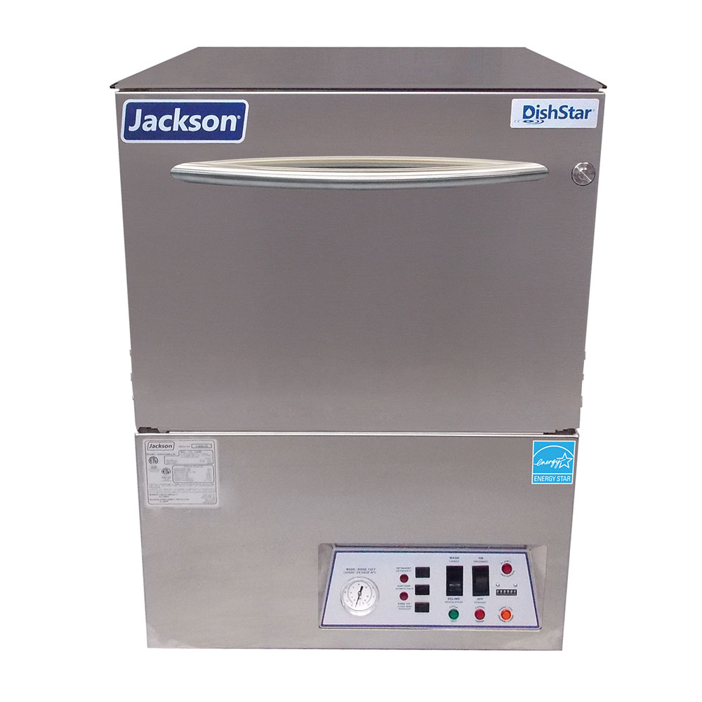Jackson Dishstar Lt Low Temp Rack Undercounter Dishwasher