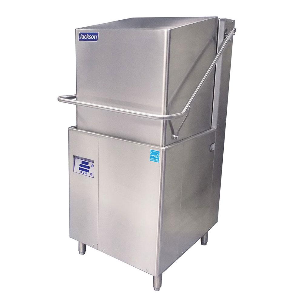 Jackson DYNATEMP Electric High Temp Door-Type Dishwasher w/ Booster Heater, 208v/3ph