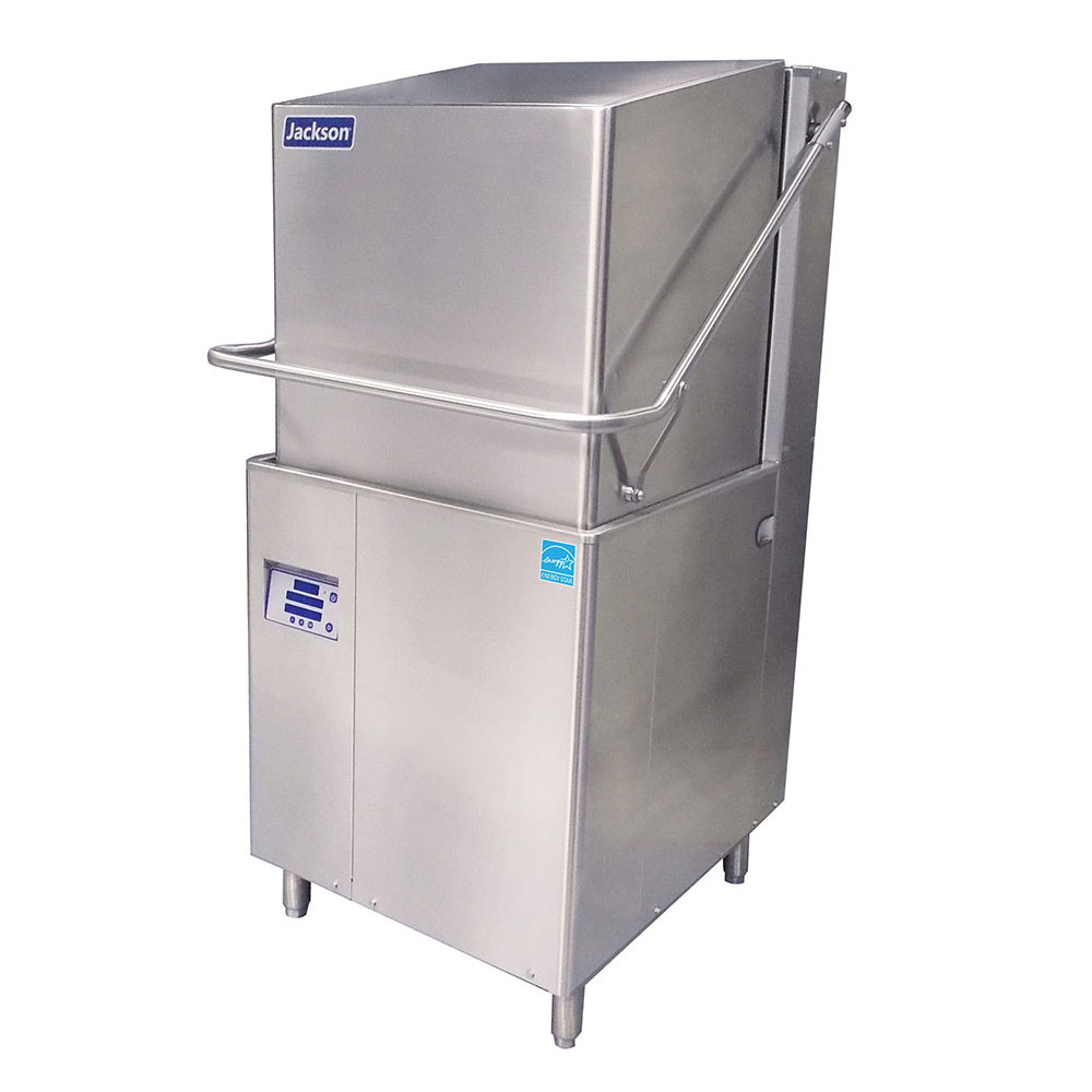 Jackson DYNATEMP Electric High Temp Door-Type Dishwasher w/ Booster Heater, 230v/3ph