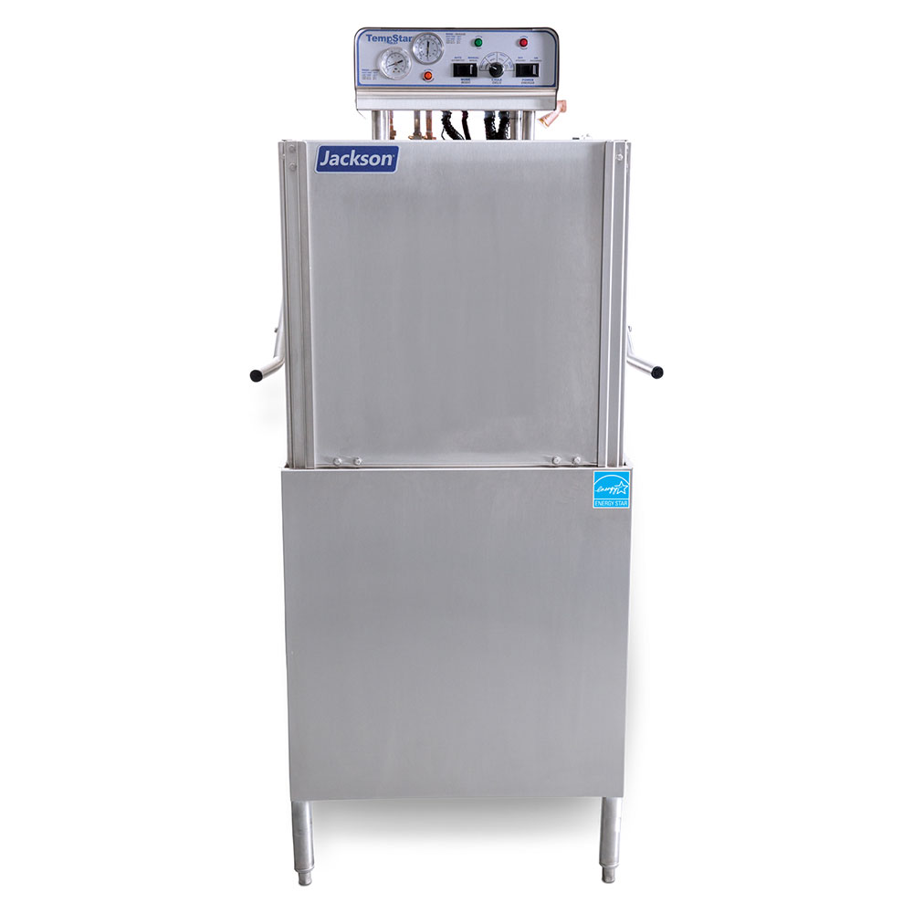 Jackson TEMPSTAR Electric High Temp Door-Type Dishwasher w/ Booster Heater, 230v/3ph