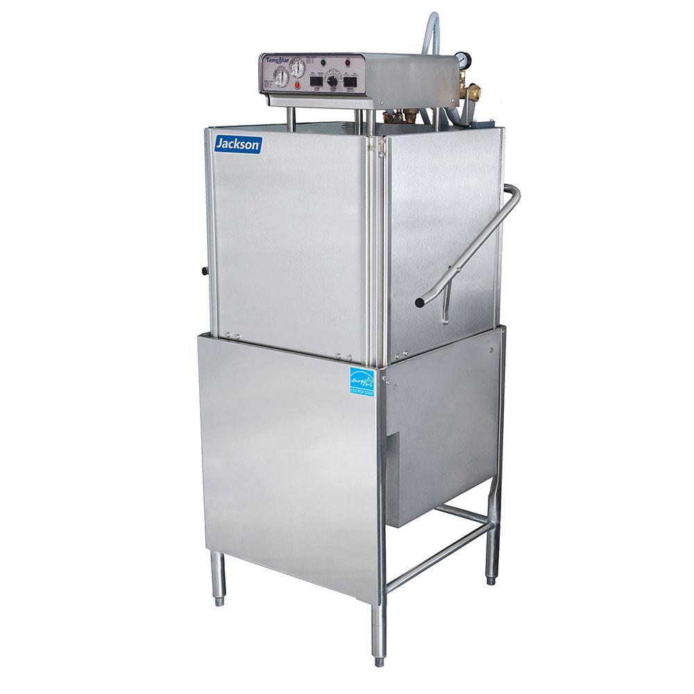 Jackson TEMPSTAR Hi-Temp Door-Type Dishwasher - 58-Racks/hr, 208v/1ph