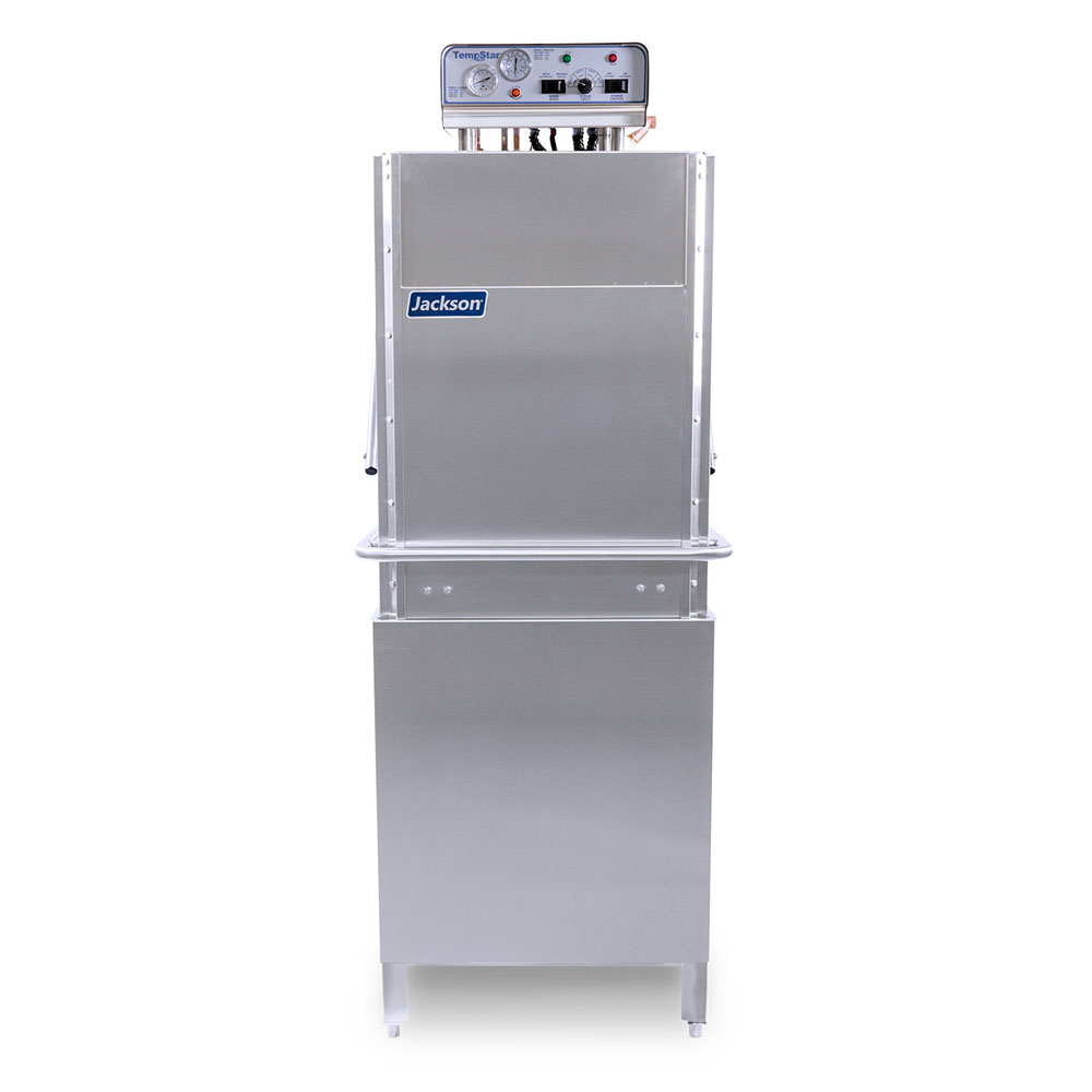 Jackson TEMPSTARHHSTH 2083 High Temperature Door Type Dishwasher w/ 53-Racks Per Hour, 208/3 V