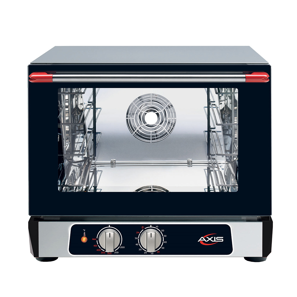 Axis AX-513 Half-Size Countertop Convection Oven, 110v