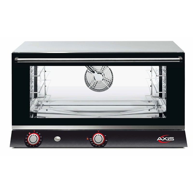 Axis AX-813RH Full-Size Countertop Convection Oven, 208/240v/1ph