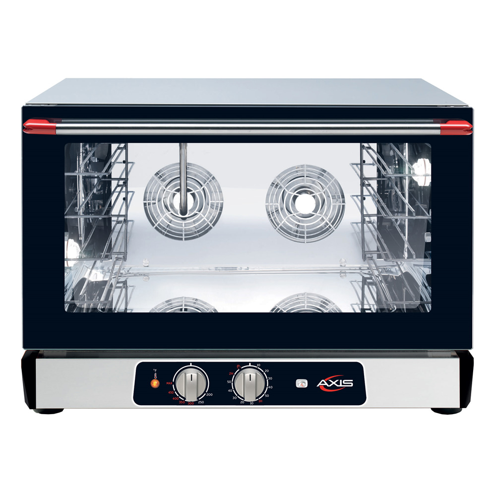 Axis AX-824RH Full-Size Countertop Convection Oven, 208-240v/1ph
