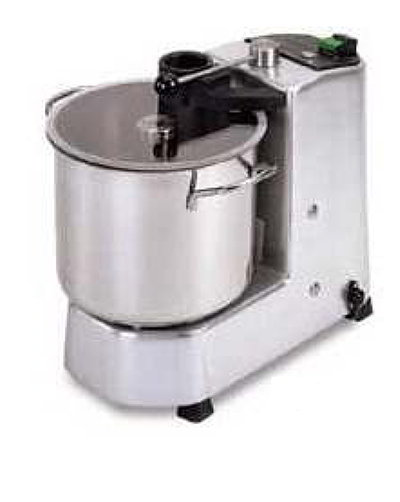 Axis AXFP15 Food Processor, 6-Qt Capacity Slices, Emulsifies & Kneads