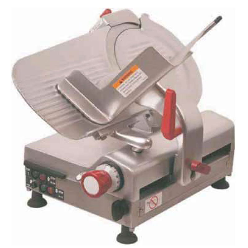 Axis AXS 12BA 12-in Heavy Duty Automatic Slicer w/ Speed Selector