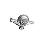 Staub 1190106 Snail Knob For Staub Coq Au Vin Dutch Ovens