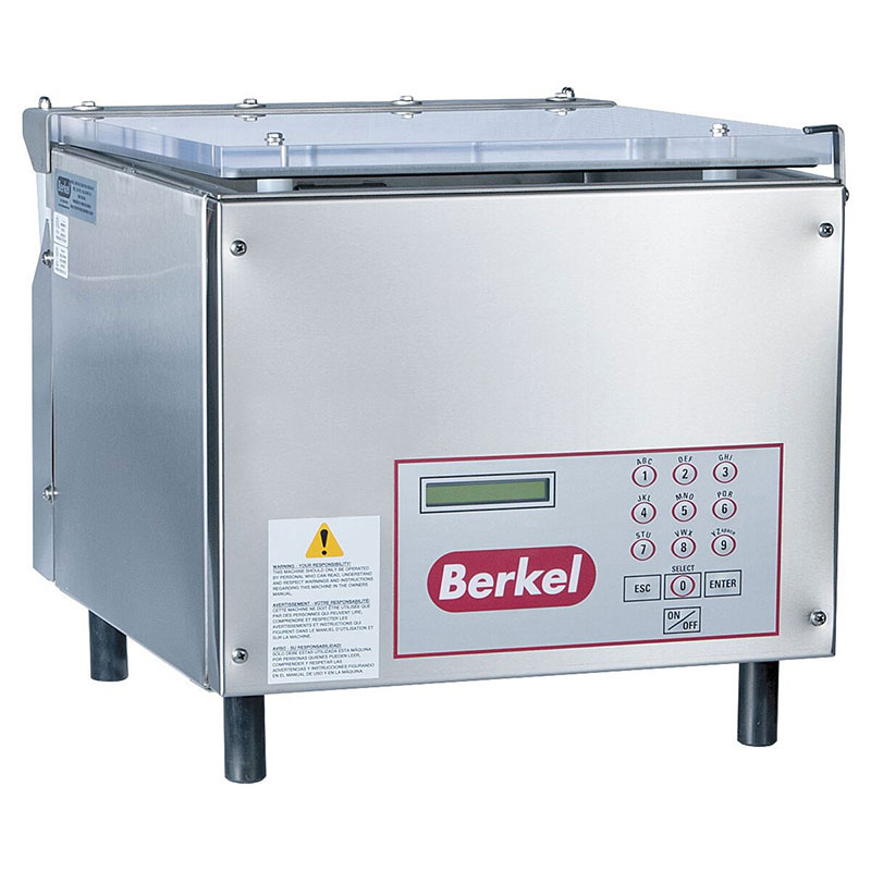 "Berkel 350 Vacuum Packaging Machine, Table Model, 17"" Seal bar"