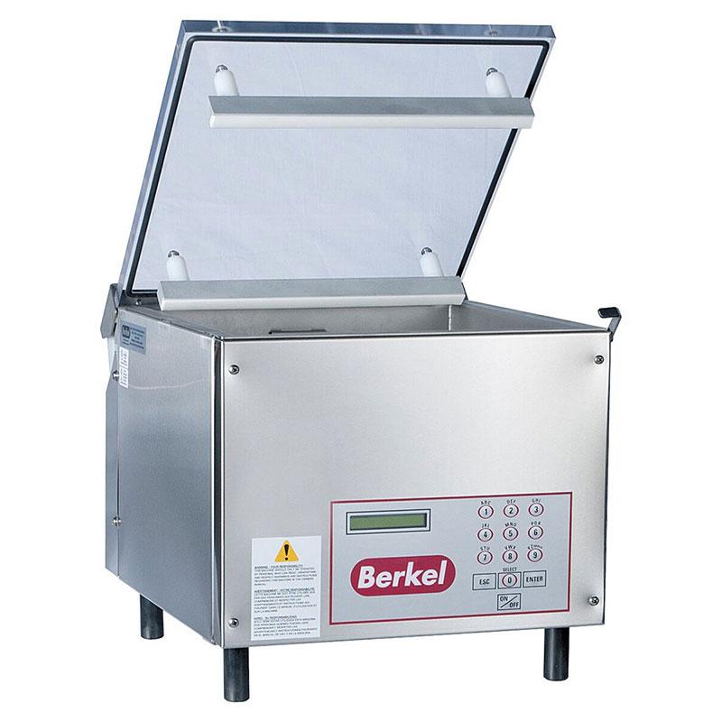 "Berkel 350D-STD Vacuum Packaging Machine w/ 21-CMH Busch Pump & 6"" Cord, 18x18x6.5"""