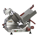 "Berkel 829A-PLUS 14"" Round Manual Slicer w/ Angled Gravity Feed & Gauge Plate Interlock"