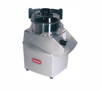 Berkel B32 Vertical Cutter Mixer w/ 3.2-qt Bowl, Lid, Scraper, Blades & Knife