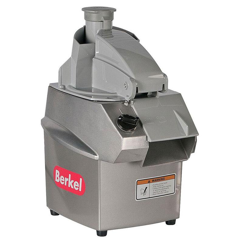 Berkel C32 Food Processor w/ Continuous Feed, 2-Speed, Aluminum Base
