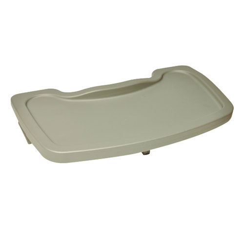 Koala Kare KB851-01 High Chair Tray - Plastic, Gray