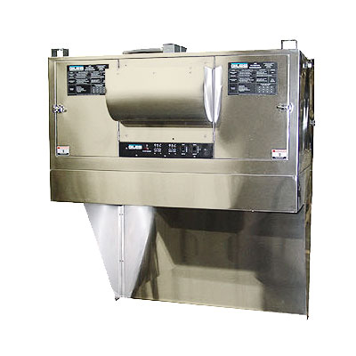 Giles FSH6 Ventless Hood - 4-Stage Filitration, Stainless, Wall Mount, 208-240v/1ph